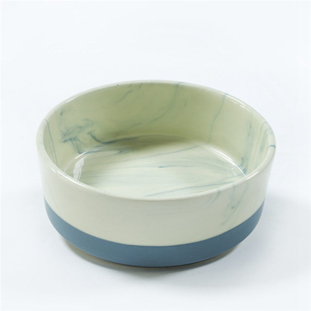 Ceramic Pet Feeder Ceramic Dog Bowl und Cat Bowl