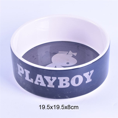 Daisy Bailey Lucy Ruby Coco Exklusive Verwendung Pink Ceramic Pet Feeder Ceramic Dog Bowl